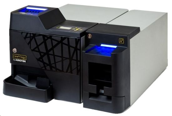 caja para pago automatico cashlogy pos1000