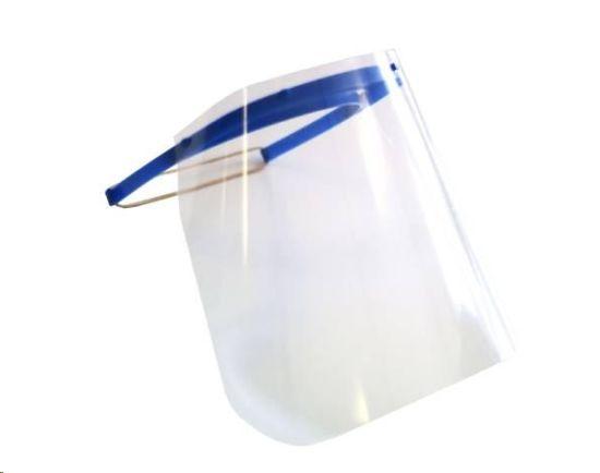 protector facial plastico k-1