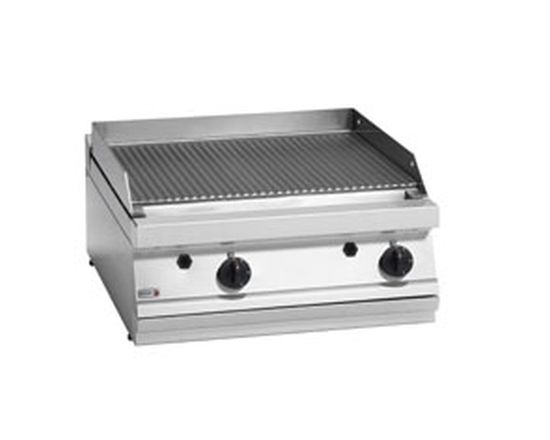 FRY-TOP A GAS FTG7-10 VR