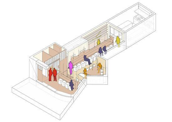 Proyecto de Edificio Comercial de Nueva Construcción