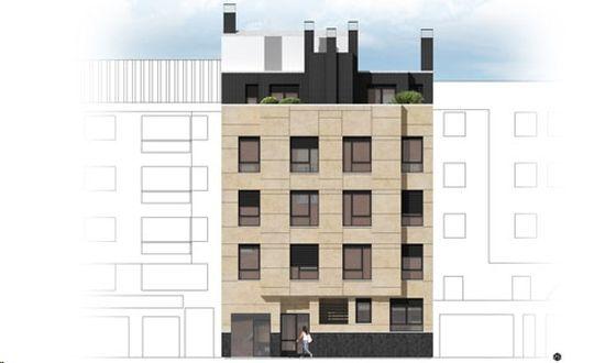 Proyecto de Edificio Residencial de Nueva Construcción