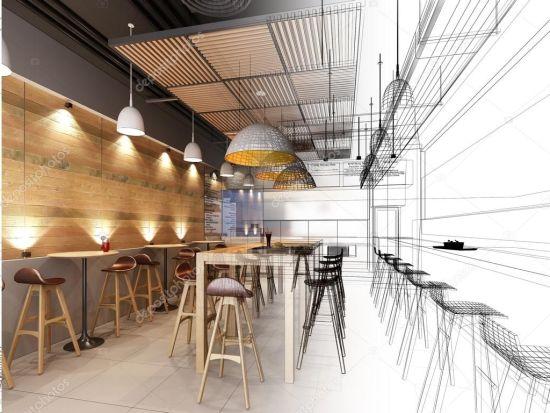 Reforma Interior de Bar