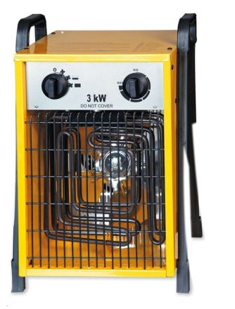 CALEFACTOR 230V. 2KW. 1.720 KCAL./H.