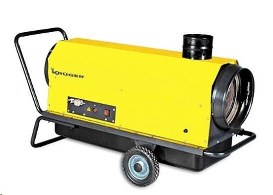 CALEFACTOR 230V. 42L. 31.002 KCAL./H. INDIRECTA GASOIL