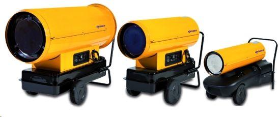 CALEFACTOR 230V. 51L. 56.700 KCAL./H. GASOIL