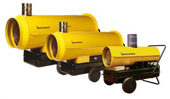 CALEFACTOR 230V. 51L. 45.200 KCAL./H.