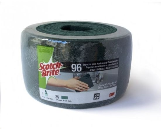 ESTROPAJO SCOTCH BRITE ROLLO 6MTS