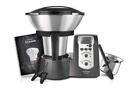 mycook robot de cocina 1600 profesional