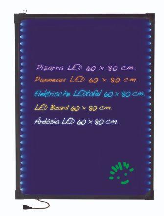 PIZARRA ELECTRICA LEDS 60X80 CM