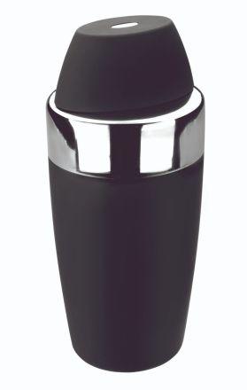 COCTELERA NEGRA 550 ML