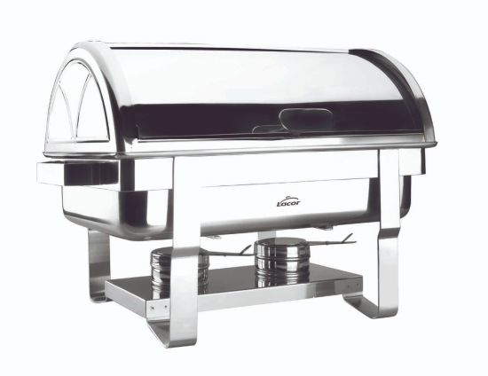 CHAFING DISH ROLL TOP GN 1/1