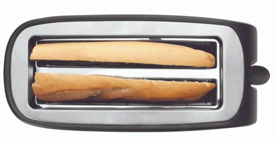 TOSTADORA DOBLE RANURA LARGA 1500 W