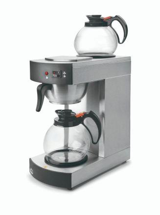 CAFETERA ELEC. C/2 JARRAS CRISTAL 2.1 KW