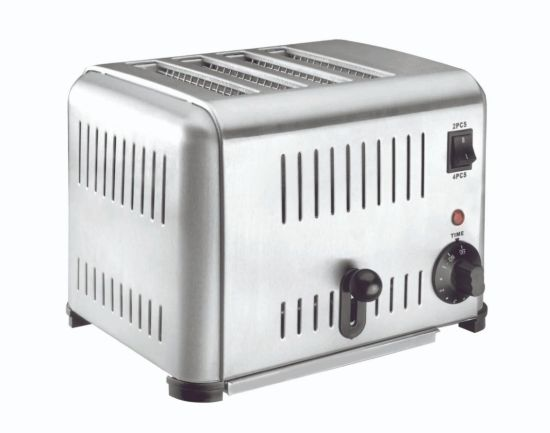 TOSTADORA BUFFET INOX 4 RANURAS 2240 W