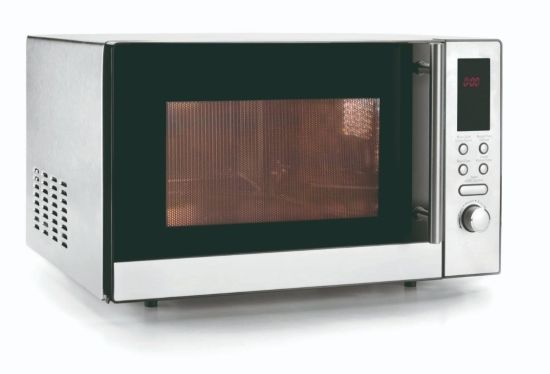 HORNO MICROONDAS23LTS. 100WC/PLATO+GRILL