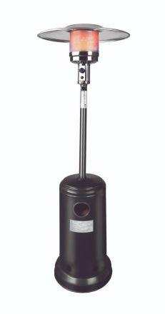 CALENTADOR TERRAZA GAS NEGRO 12000 W C/R