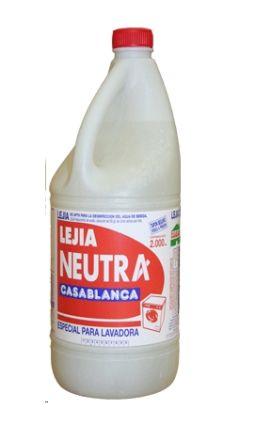 LEJIA LAVADORA NEUTRA 2L K-8