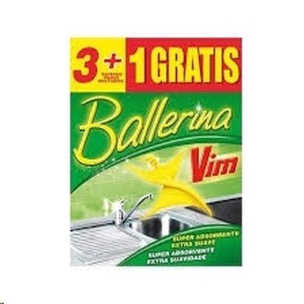 BAYETA BALLERINA K-4