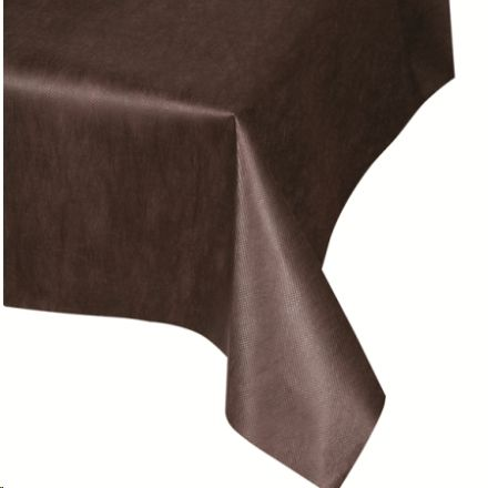 MANTEL 120X120 MARRON TNT K-200
