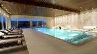 zona baños spa y sauna